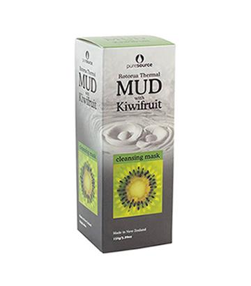 Rotorua Thermal Mud Mask with Kiwifruit 150g