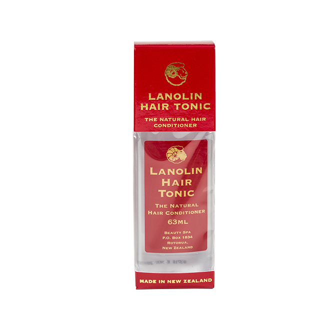 Lanolin Hair Tonic 63ml