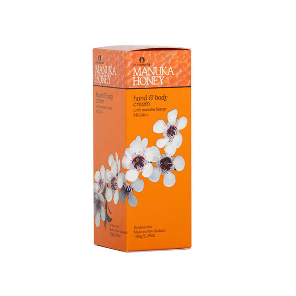 Manuka Honey Hand & Body Cream - 150g