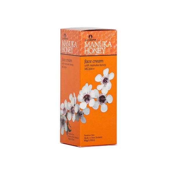 Manuka Honey Face Cream - 80g
