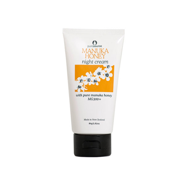 Manuka Honey Night Cream - 80g