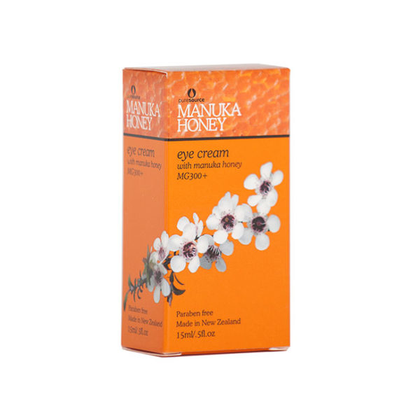 Manuka Honey Eye Cream - 15ml