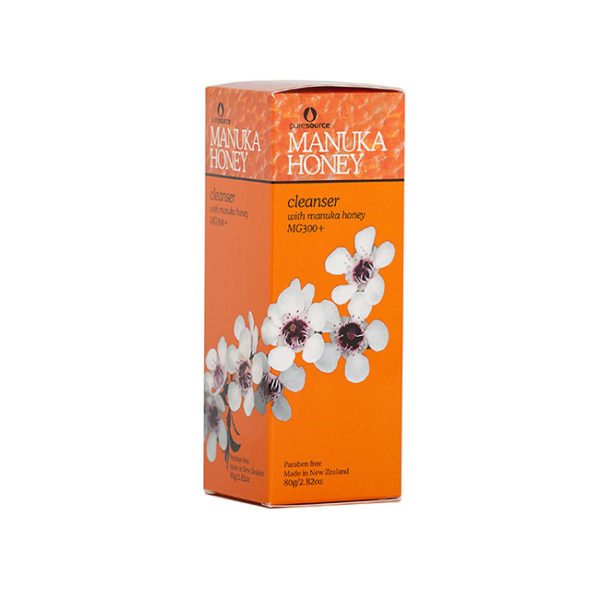 Manuka Honey Cleanser - 80g