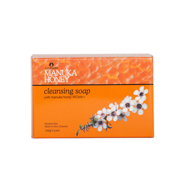 Manuka Honey Cleansing Soap - 100g