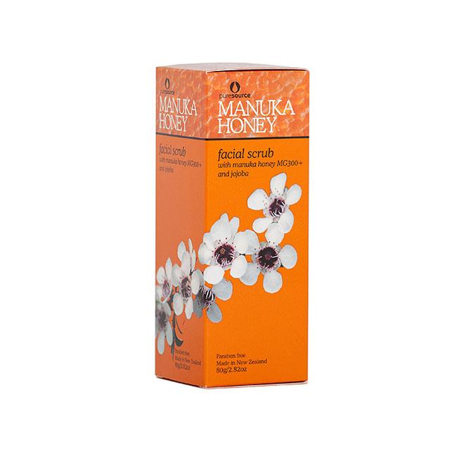 Manuka Honey Facial Scrub - 80g