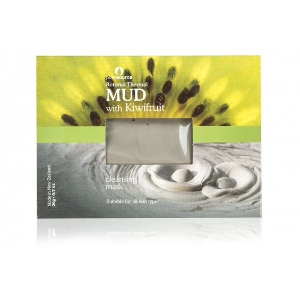 Rotorua Thermal Mud Mask with Kiwifruit - 20g