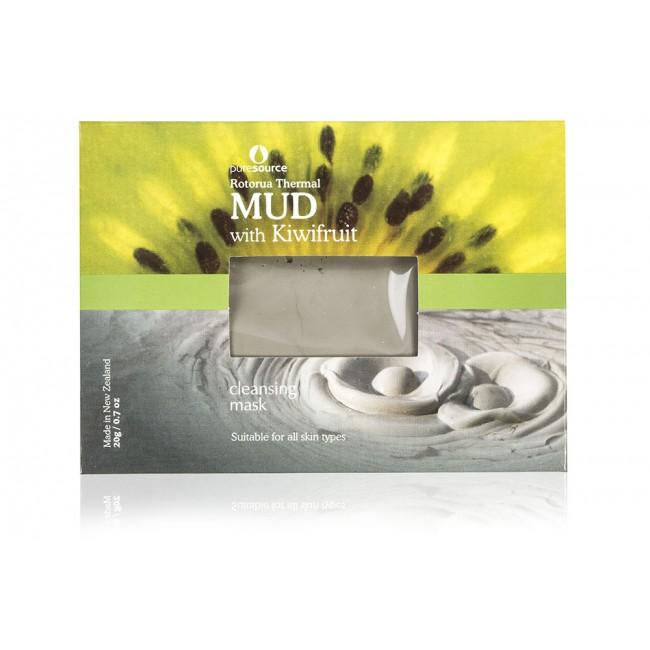 Rotorua Thermal Mud Mask with Kiwifruit - 20g