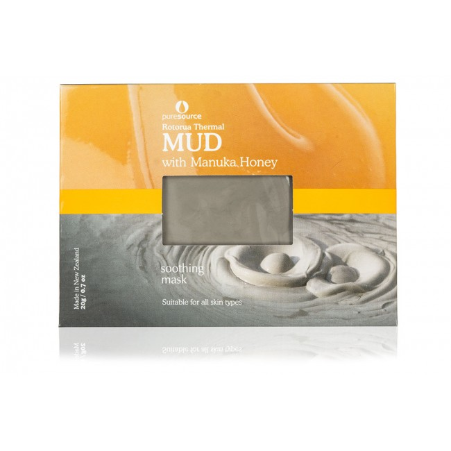 Rotorua Thermal Mud Mask with Manuka Honey - 20g