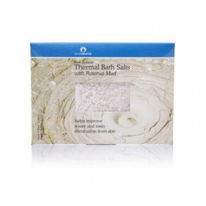 Thermal Bath Salts with Rotorua Thermal Mud - 20g