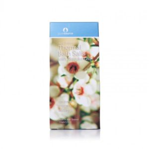 New Zealand Thermal Bath Salts with Manuka Leaf - 100g