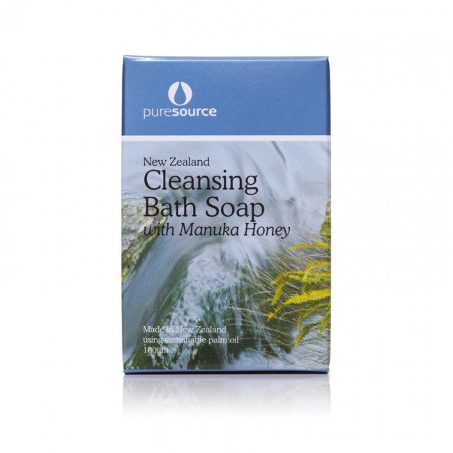 Cleansing Bath Soap with Manuka Honey - 100g