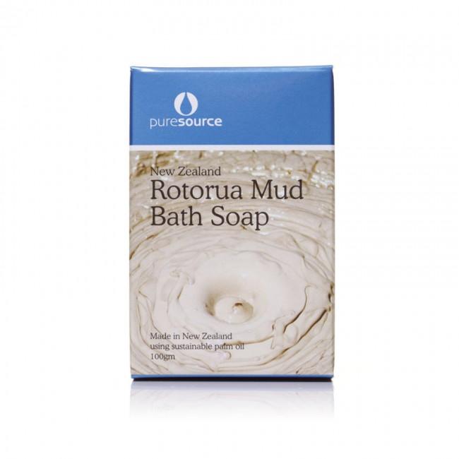 Rotorua Mud Bath Soap - 100g