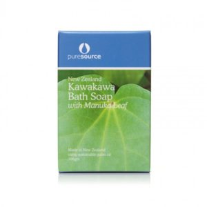 New Zealand Kawakawa Soap - 100g