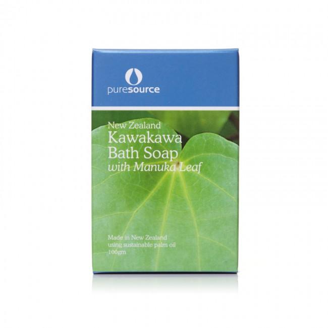 New Zealand Kawakawa Soap - 100g
