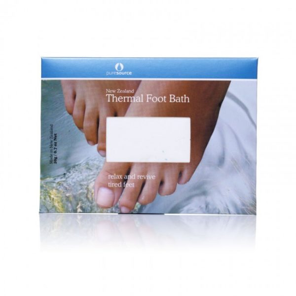 New Zealand Thermal Foot Bath - 20g