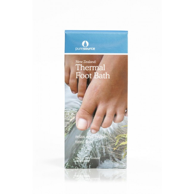 New Zealand Thermal Foot Bath - 100g