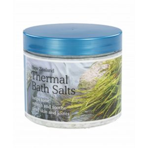 New Zealand Thermal Bath Salts - 500g