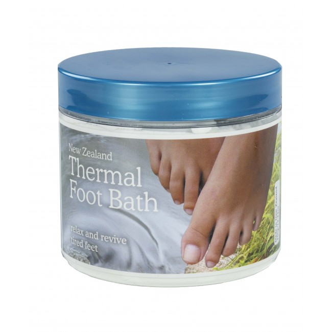 New Zealand Thermal Foot Bath - 350g