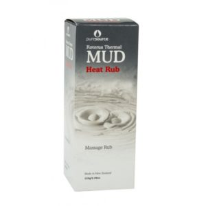 Rotorua Thermal Mud Heat Rub -150g