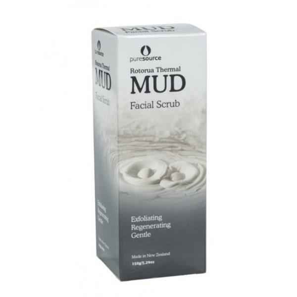 Rotorua Thermal Mud Facial Scrub -150g