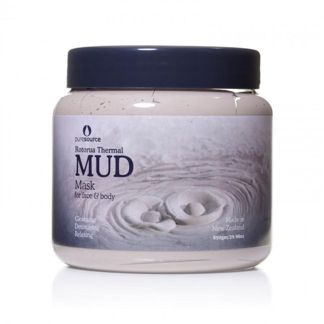 Rotorua Thermal Mud Face & Body Mask - 850g
