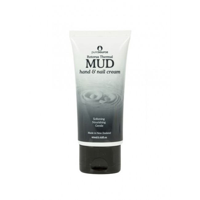 Rotorua Thermal Mud Hand & Nail Cream - 60ml