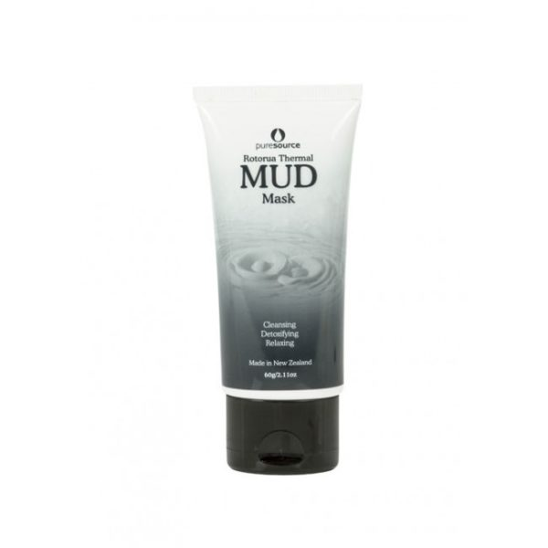 Rotorua Thermal Mud Face Mask - 60g