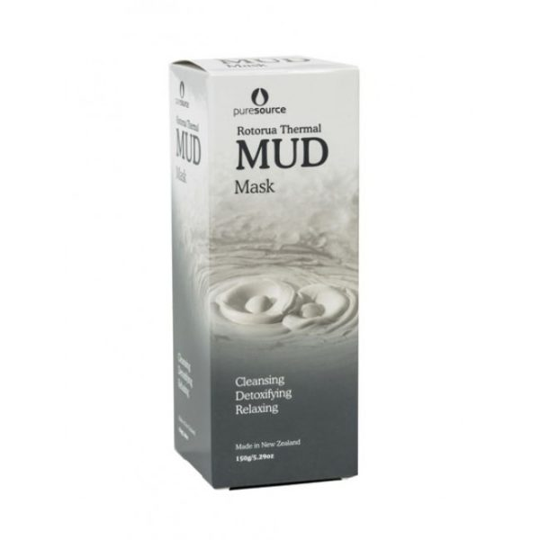 Rotorua Thermal Mud Face Mask - 150g