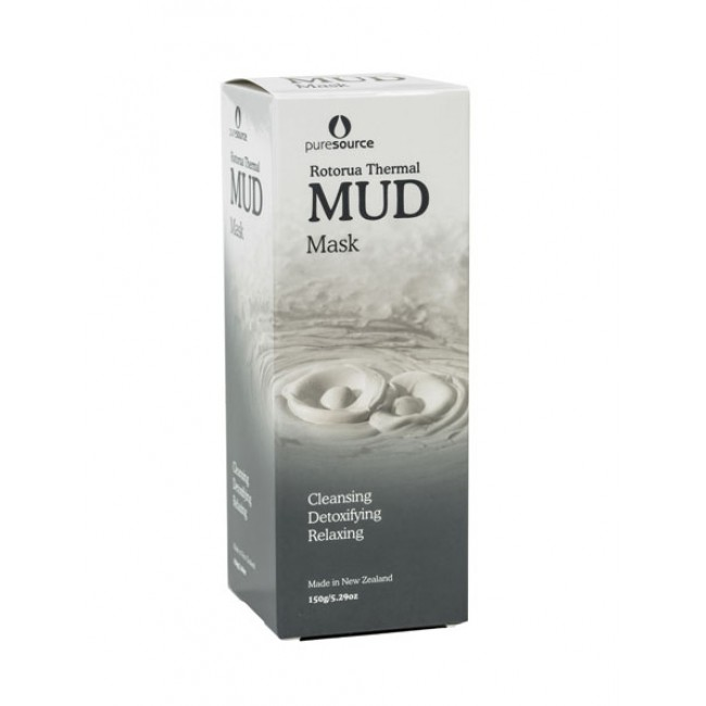 Rotorua Thermal Mud Face Mask (Tube) - 150g