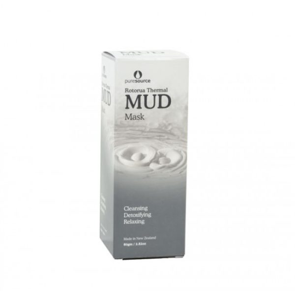 Rotorua Thermal Mud Face Mask - 80g