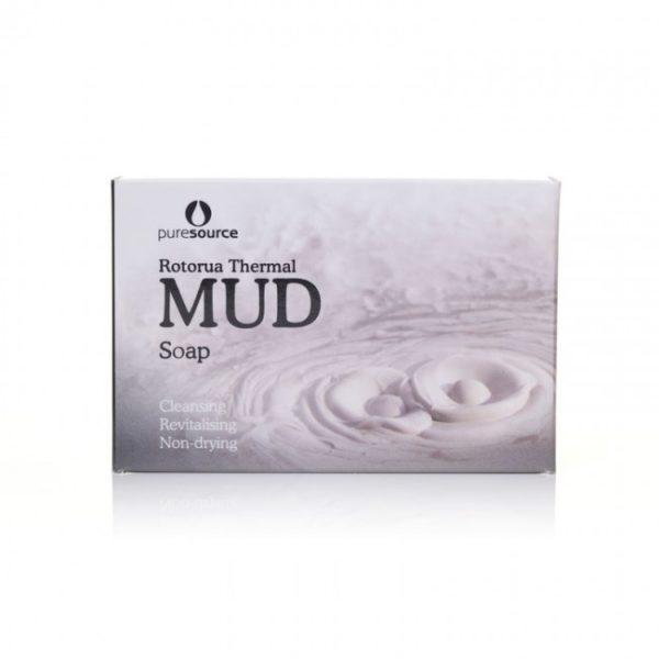 Rotorua Thermal Mud Soap (Boxed) - 100g