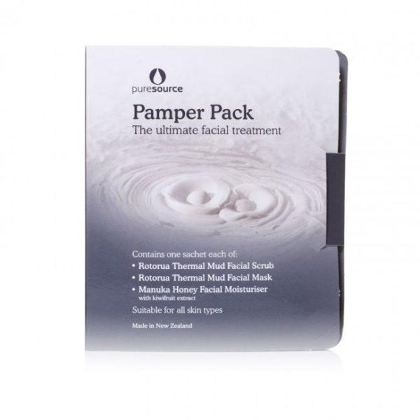 Rotorua Thermal Mud Pamper Pack
