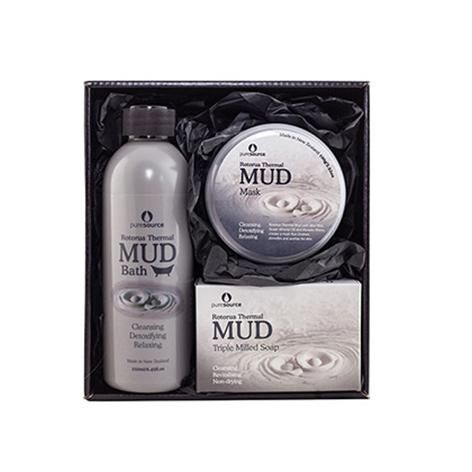 Rotorua Thermal Mud Gift Box