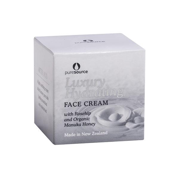 Luxury Hydrating Face Cream
