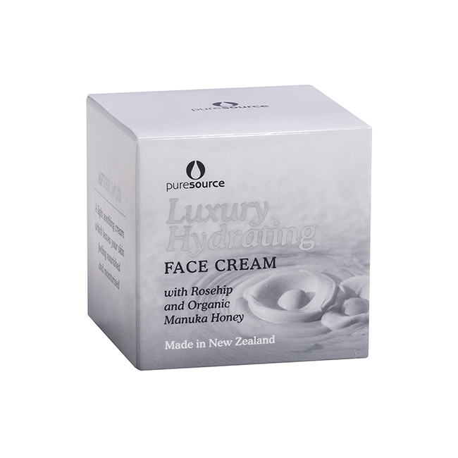 Luxury Hydrating Face Cream