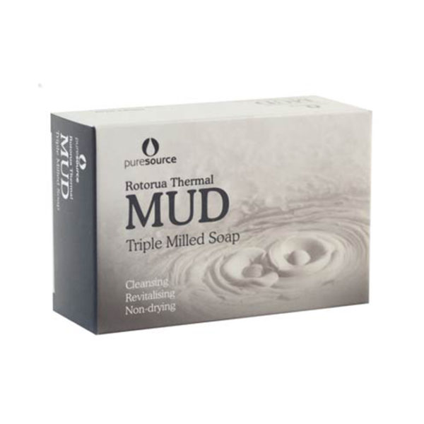 Rotorua Thermal Mud Soap Boxed 100g