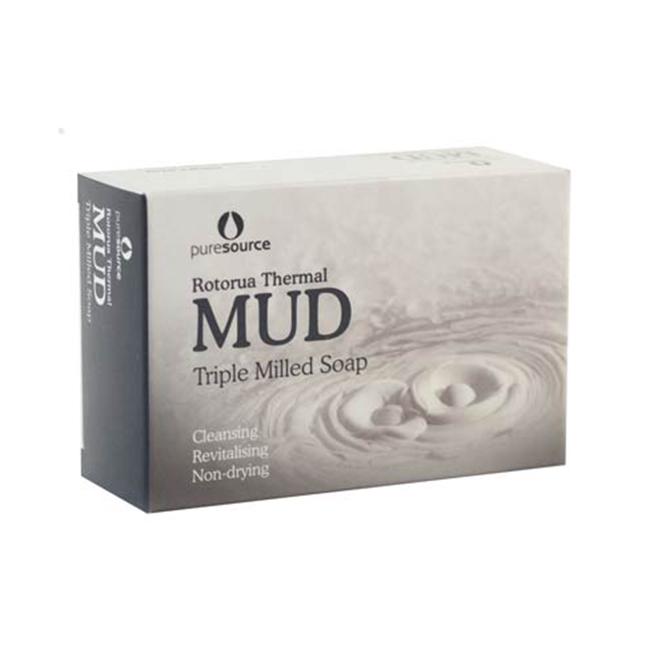 Rotorua Thermal Mud Soap Boxed 100g