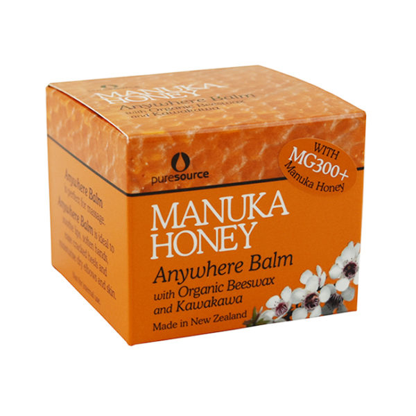 Manuka Honey Anywhere Balm with Kawakawa