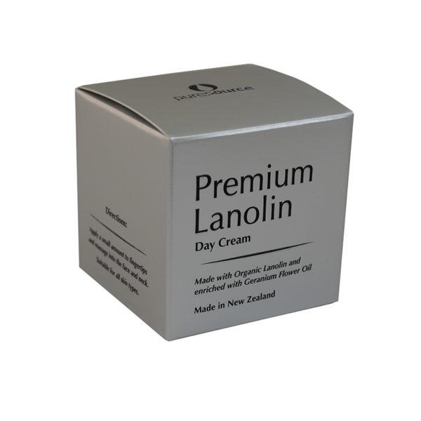 Premium Lanolin Day Cream