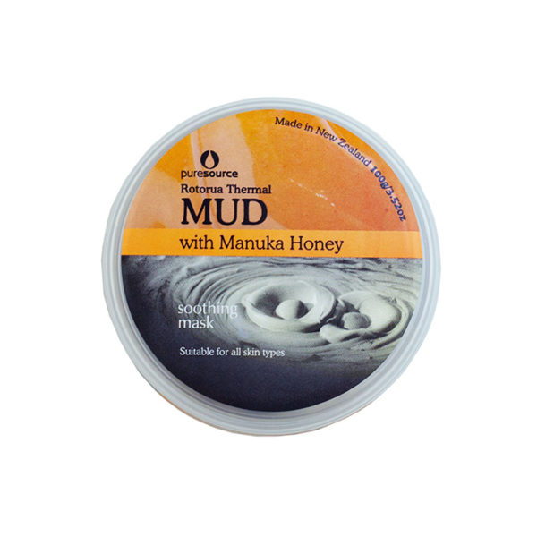 Rotorua Thermal Mud Mask with Manuka Honey